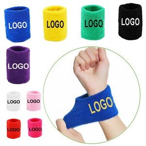 Cotton Sport Wristbands