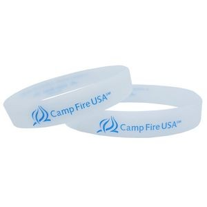UV Color Changing Embossed Wristband