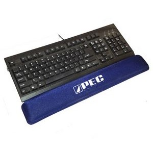 ERGO Gel Keyboard Wrist Rest - Navy Blue